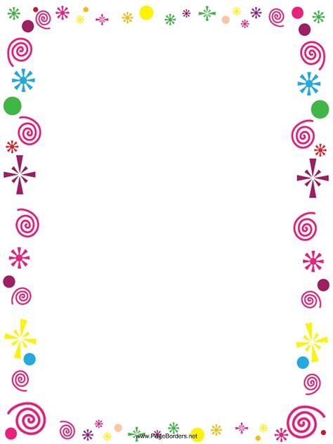 marcos para decorar hojas infantiles confetti marcos pinterest marcos hoja y hojas decoradas