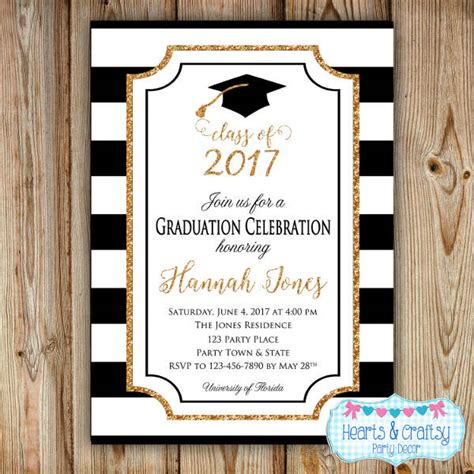 graduation invitation template graduation party