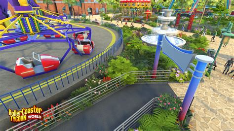 roller coaster world pax south rollercoaster tycoon world an intentional