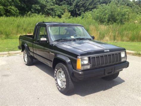 1988 jeep comanche pioneer sell used 1988 jeep comanche pickup 4wd pioneer in