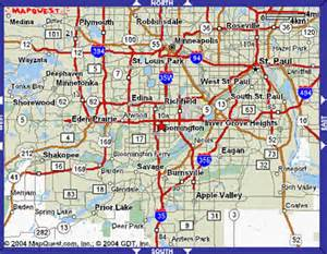 Twin Cities Metro Map by Teddy Bear Body Template