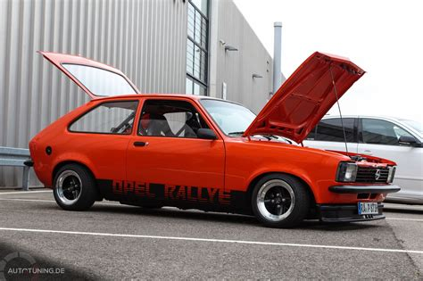Bmw Motorr Der Youngtimer by Opel Kadett C City Performance In Orange Magazin
