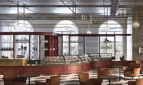 Altezza Bancone Bar by Altezza Bancone Bar Consentendo Una Vista Pi Dallualto