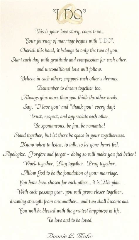 wedding poems wedding seeker