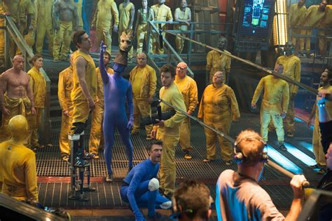 Gardenia Of The Galaxy 2 Cast The Vfx Of Guardians Of The Galaxy Fxguide