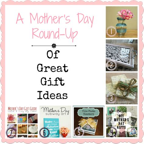 mothers day gift ideas mother s day gift ideas roundup artsy chicks rule 174