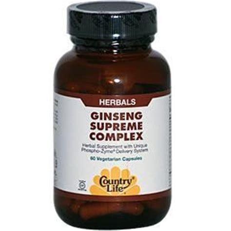 Supreme Ginseng vitaminok 1 oldal vitaminbolt