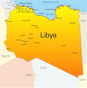 Libya Map Outline by Libya Map With Cities Blank Outline Map Of Libya
