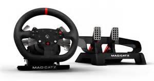 Porsche Steering Wheel For Xbox One Mad Catz Et Thrustmaster Deux Volants Pour La Xbox One