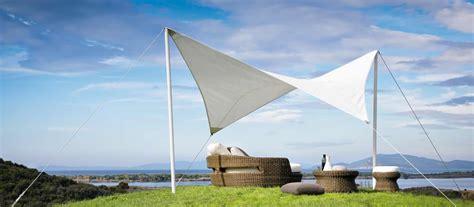 ombrelloni da terrazzo rettangolari sonnenschirme sonnensegel design unopi 249