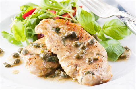 kathleen flinn chicken piccata or how to pan fry chicken breasts