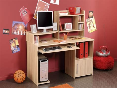 desk with storage 23 diy computer desk ideas that more spirit work