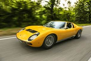 What Year Was The Lamborghini Made What It S Like To Drive Lamborghini S Most Beautiful Car