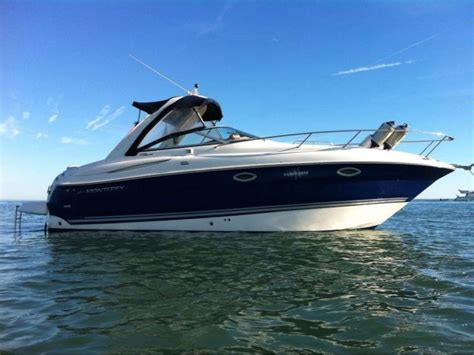 monterey boats 270 cruiser diesel in veneto speedboats - Monterey Diesel Boats