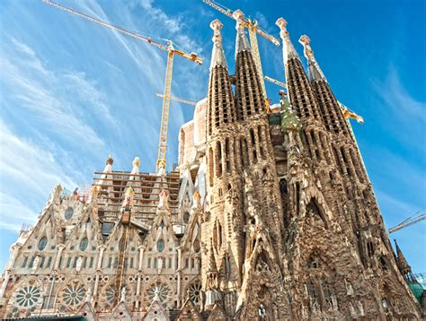 incredible incentives being offered on new construction in gaudi s sagrada familia could be finished soon thanks to