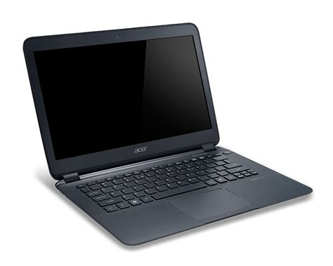 Laptop Acer Ultrabook S5 acer aspire s5 the thinnest ultrabook tekkie information technology