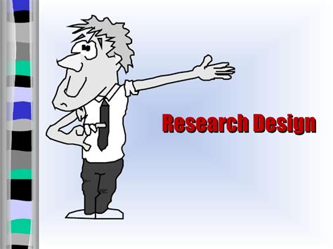 experiment design resolution research design