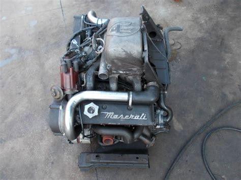 maserati biturbo engine engine maserati biturbo cc 2500 carburetors code am453