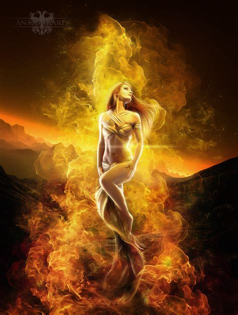 phoenix rising by lunebleu on deviantart