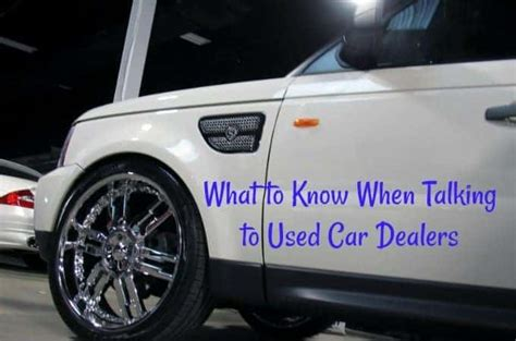 how to know if a used car is a good deal yourmechanic advice what to know when talking to used car dealers life with heidi