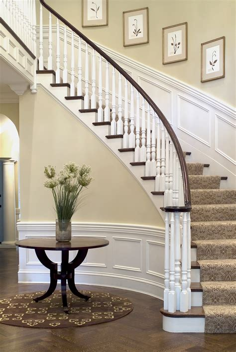 Georgian Stairs Design New Construction Georgian Colonial David Boronkay Archinect
