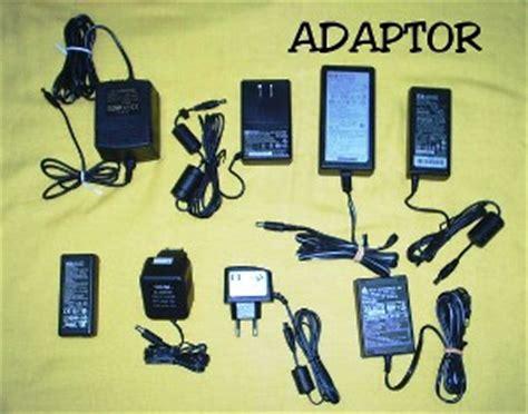 aneka adaptor charger toko sigma