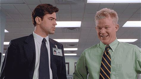 Office Space Gangsta Gif Tv Gifs Find On Giphy