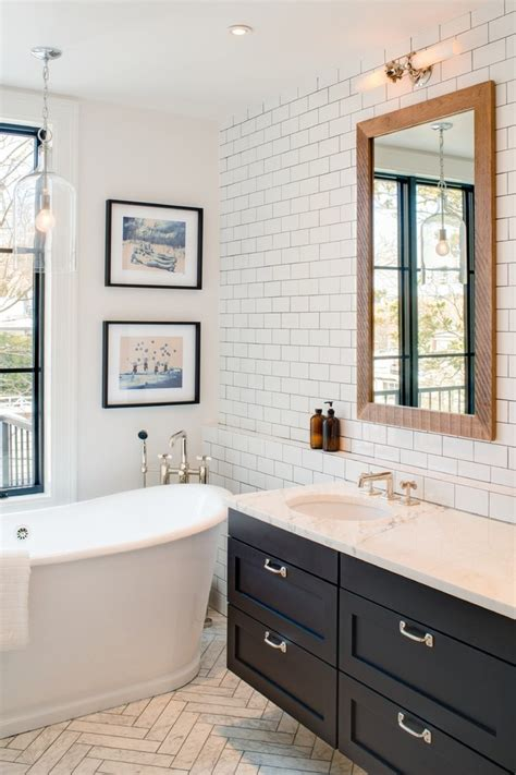 Colored Subway Tile Bathroom by Colored Subway Tile Bathroom Contemporary With Design