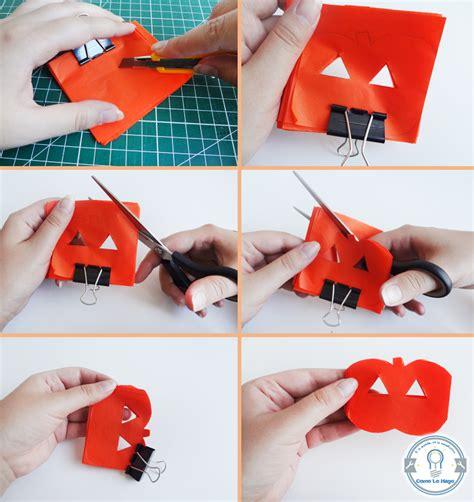 como hago cadenas de papel crepe c 243 mo lo hago c 243 mo hacer guirnaldas para halloween