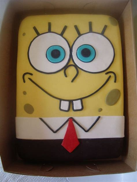 First Birthday Party Decorating Ideas Spongebob Cakecentral Com