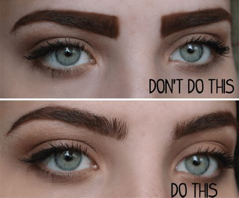 7 Things To Do With Your Eyebrows by 10 Frequent Eyebrow Mistakes You Don T You Re