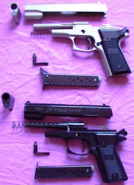 Schreckschuss Im Auto by Pistole 9mm Colt Double Eagle Testberichte Gas