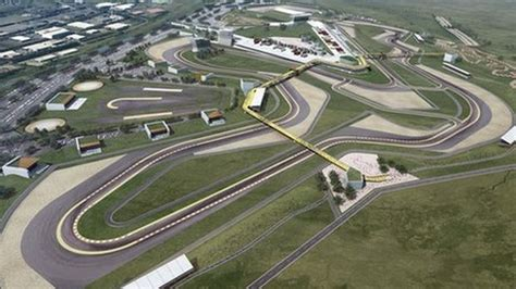 motor racing circuits uk circuit of wales race track given go ahead at ebbw vale