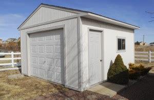 running electricity   detached building shed garage