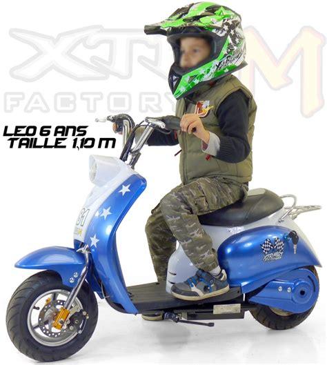 si鑒e enfant scooter scooter electrique vespa enfant de 4 224 10 ans 350w