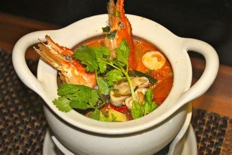 Tom Yum Goong tom yum goong soup from thailand tastes