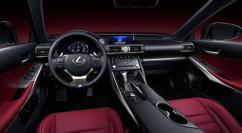 lexus is300 2017 interior review 2017 lexus is 300 f sport affordable