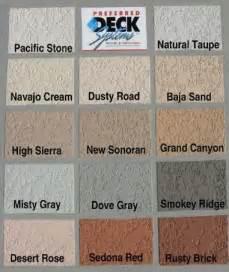 kool deck colors blank