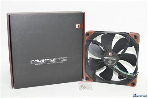 noctua 14 series 120mm fan review noctua industrialppc fan series