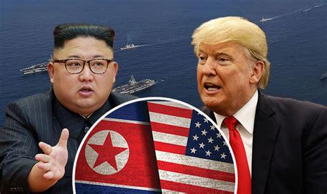 donald trump world war 3 world war 3 north korea sticks the us for atomic war