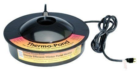 Thermometer Aquascape aquascape 100 watt floating pond heater by aquascape 48 50 other styles types available