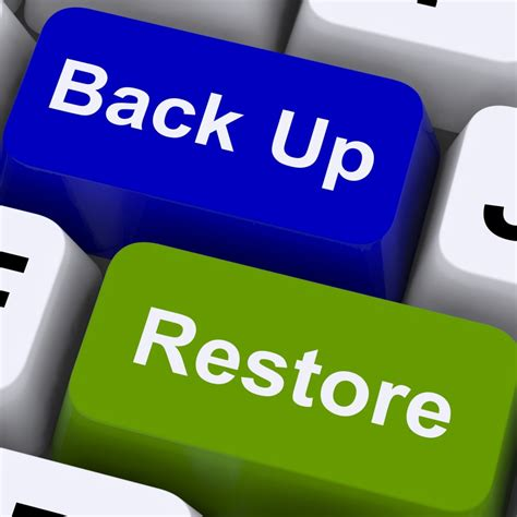 Backup Image by Disaster Recovery Workflow Mike Baxter Wb4bax