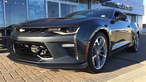 new 2017 chevrolet camaro 2ss for sale grey gray
