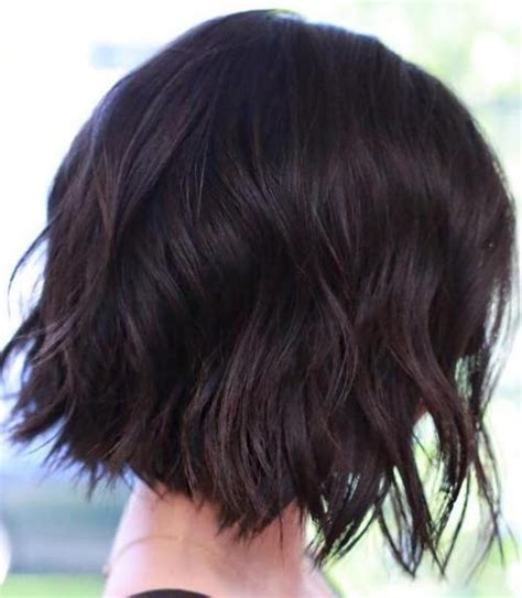 choppy curly bob hairstyles 50 most magnetizing hairstyles for thick wavy hair