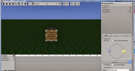 membuat video animasi offline cara membuat kartun animasi 3d minecraft topnyus