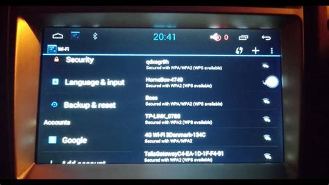 reset android gps iceboxauto android 5 1 mutli media system password reset