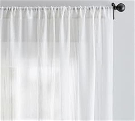sheer curtains pottery barn sheer curtains window sheers pottery barn
