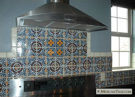 mexican tile backsplash kitchen 17 best images about kitchen ideas on pinterest