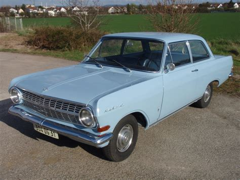 1965 Opel Rekord Photos Informations Articles