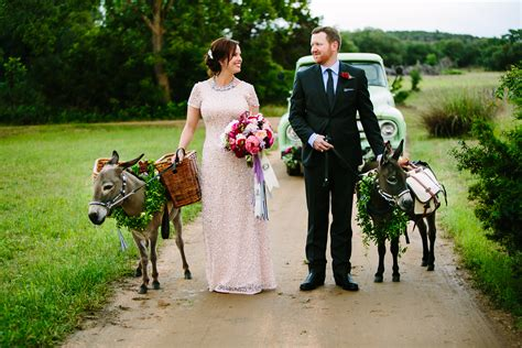 drink beer donkey for your wedding at pecan springs ranch